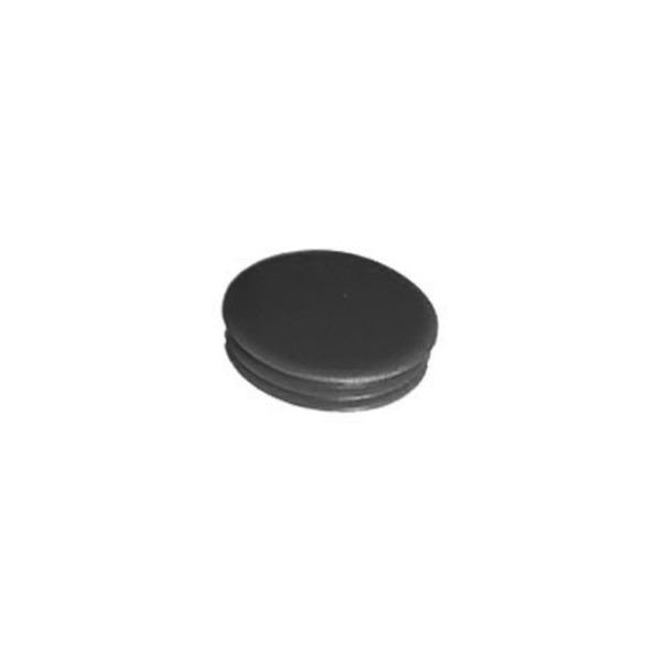 Deckel, grau, für 10-mm-Spannzangen-Drehknopf