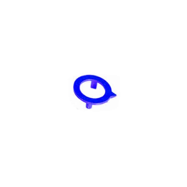 Pfeilscheiben, blau, für 14-mm-Spannzangen-Drehknopf