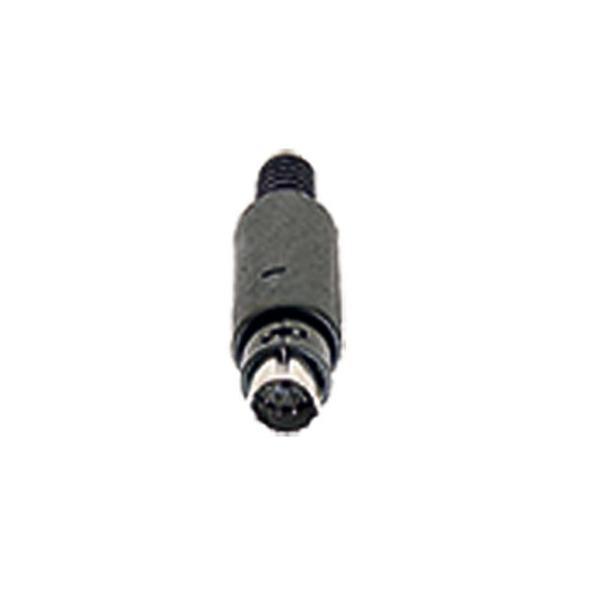 Mini-DIN-Stecker, 6-polig, S-VHS