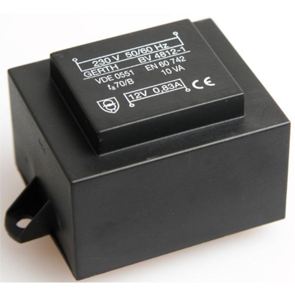 GERTH Transformator 4812-1 (833 mA)