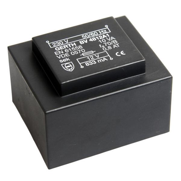 GERTH Transformator 4818-2 (2 x 555 mA)