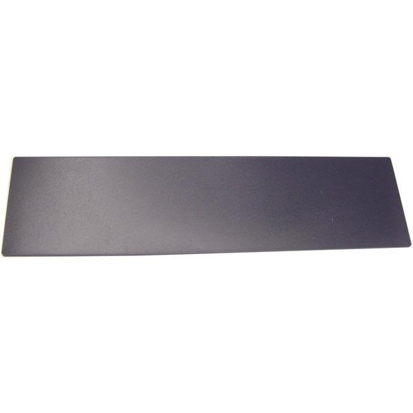 ELV Serie 7000 Front-/Rückplatte, schwarz
