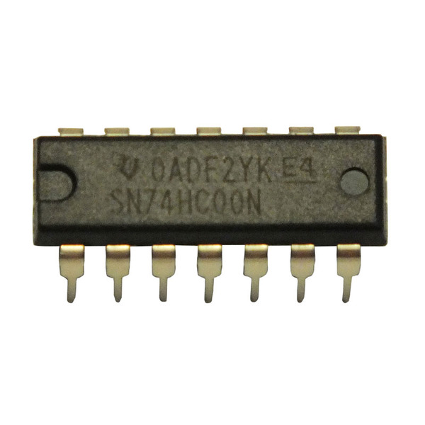 High Speed CMOS SN 74 HC00