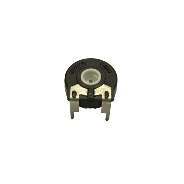 Trimmer PT 15 NV 100K, für Steckachse, liegend, 100 kOhm