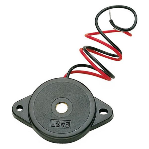 Piezo-Signalgeber mit Anschlussleitungen