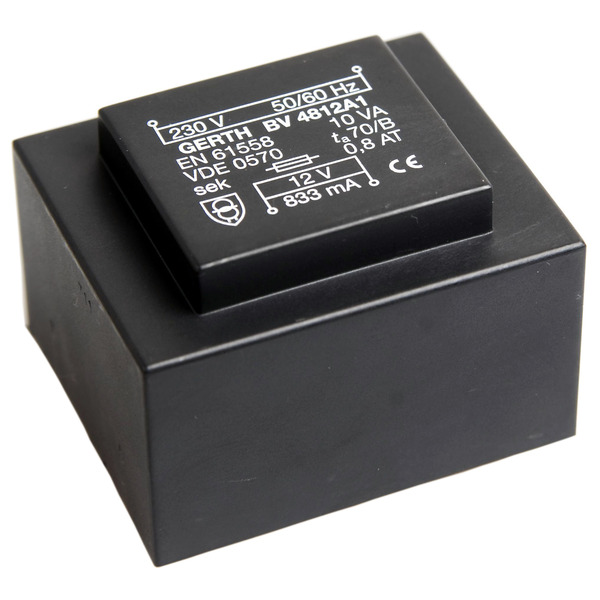 GERTH Transformator 4836-2 (2 x 277 mA)