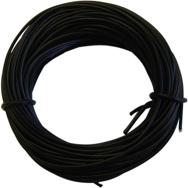 Schaltlitze LiY 1 x 0,14 mm² schwarz, 10 m