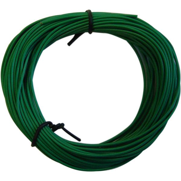 Schaltlitze LiY 1 x 0,14 mm² grün, 10 m