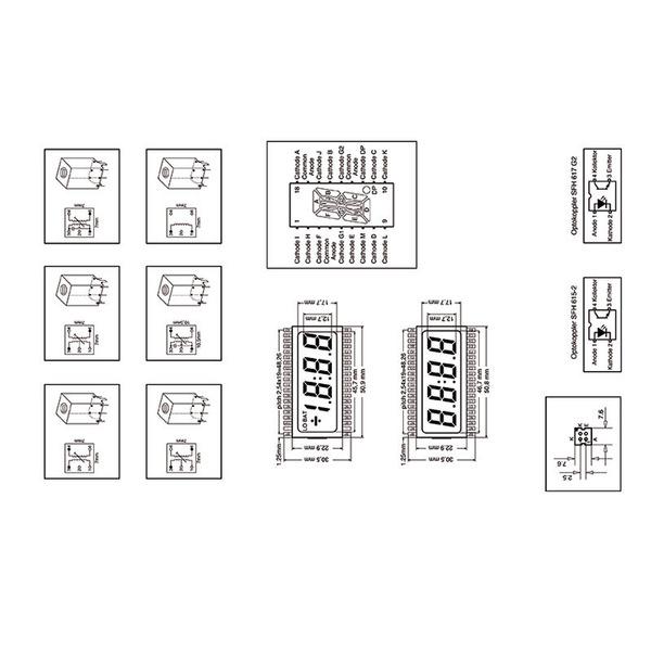 Opto-Koppler SFH 617A-2