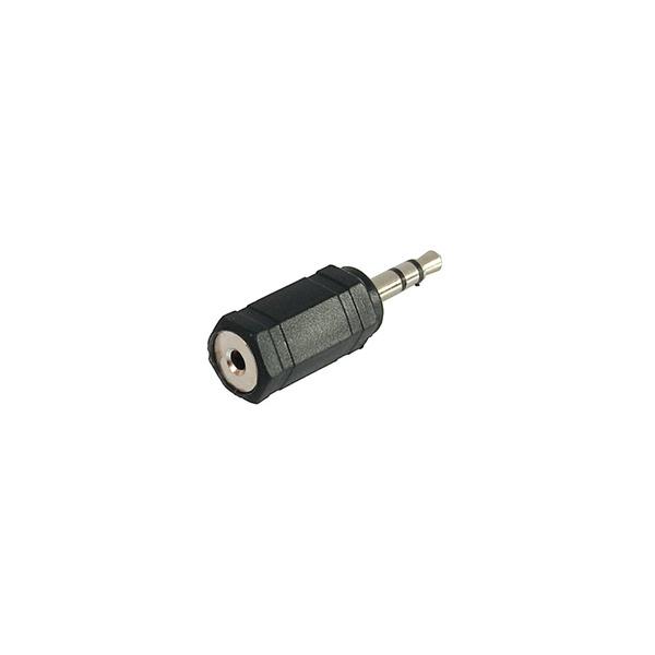 Klinkenstecker-Adapter (von 2,5 auf 3,5 mm Stereo)