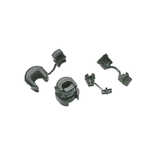 Kabeldurchführung für Kabeldurchmesser (max.) 8 mm