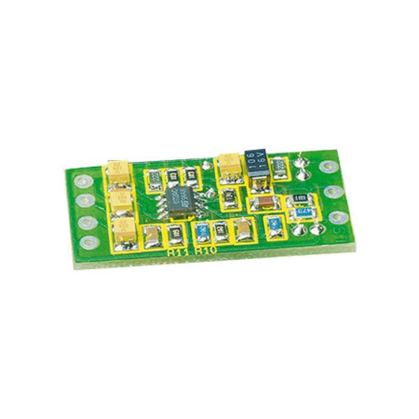 SMD-Mikrofonvorverstärker, Komplettbausatz