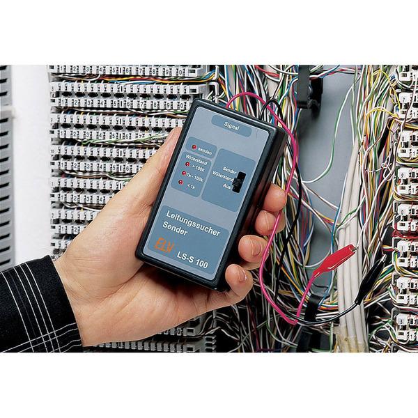 ELV Komplettbausatz Leitungs-Suchgerät LS 100