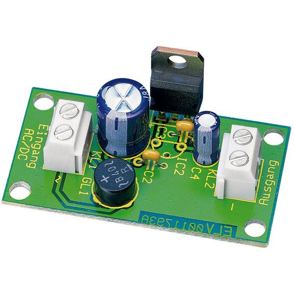ELV Universal-Spannungsreglerplatine, Komplettbausatz