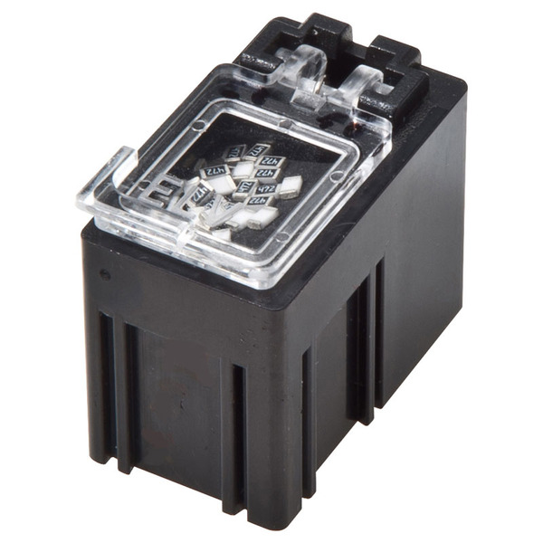 10er-Set ELV SMD-Sortierbox, Antistatik, 23 x 15,5 x 27 mm