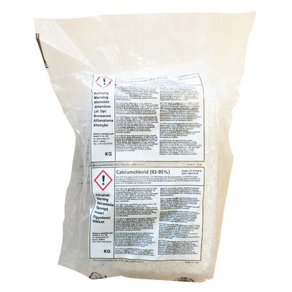 Wenko Trocknungsgranulat für Feuchtigkeitskiller Nachfüllpackung 5 kg, max. 100 m²