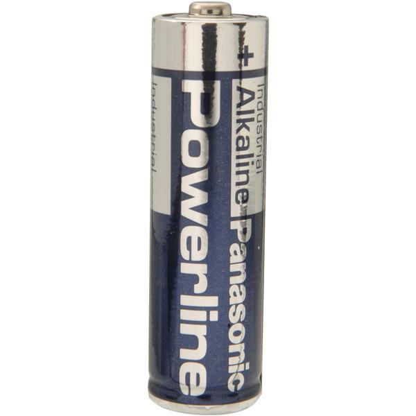 Panasonic Powerline Alkaline Batterie Micro AAA, 1er Pack