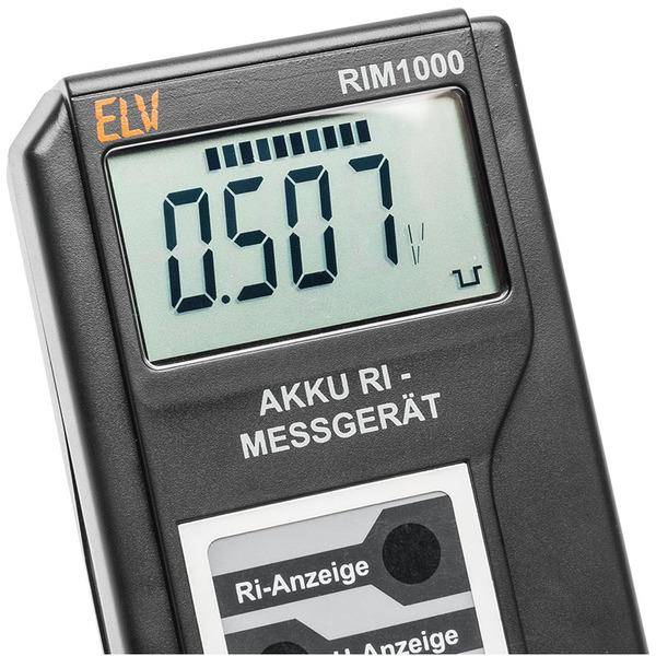 ELV Akku-Ri-Messgerät RIM 1000