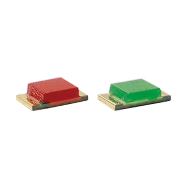 SMD-Chip-LEDs, Grün, Bauform 0603