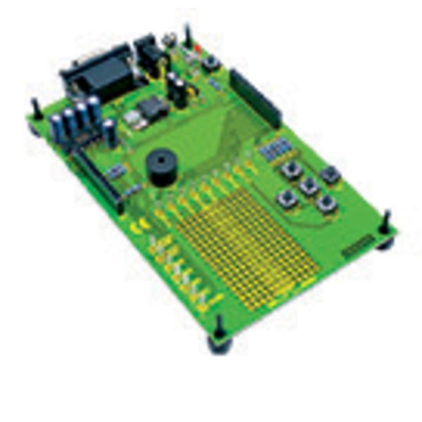 Evaluation-Board JCU10 EB, Komplettbausatz ohne Displayeinheit Java Control-Unit