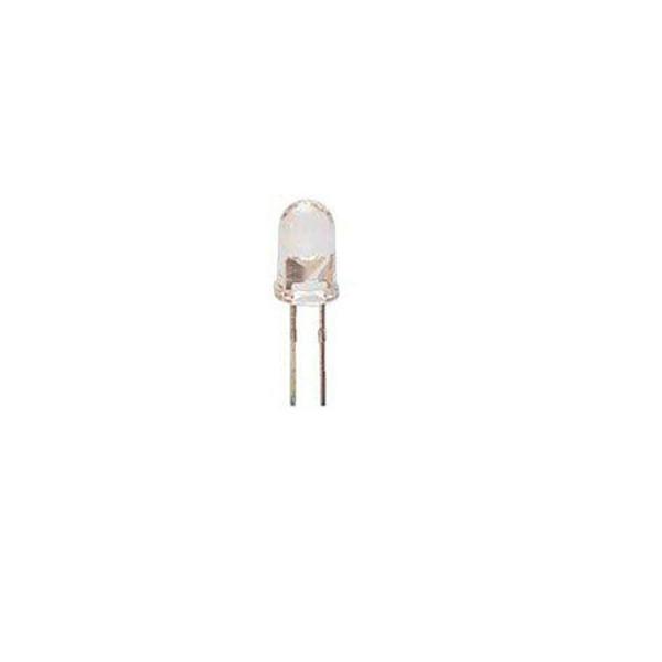Nichia Superhelle 5 mm LED, Weiß, 27.000 mcd