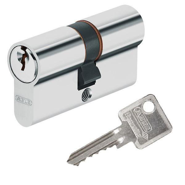 ABUS Profilzylinder C73 - Zylinderlänge 40/55, inkl. 3 Schlüssel