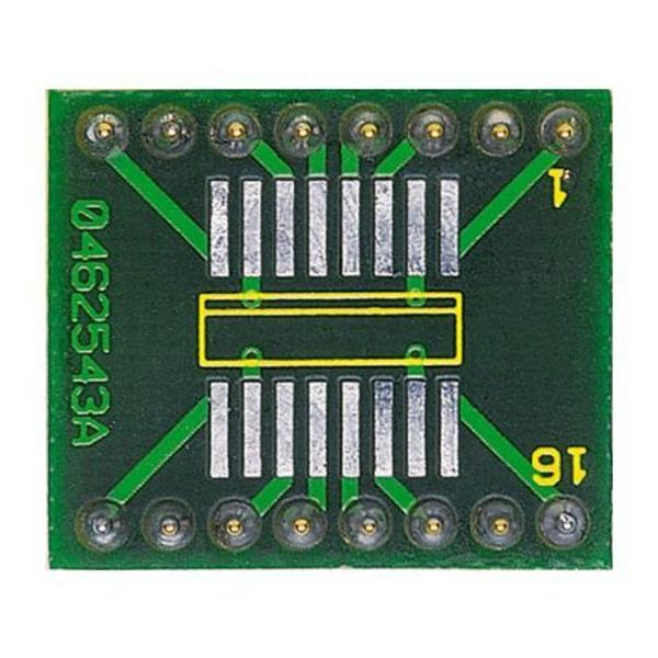 ELV SMD-Adapter ADP-SO 16 16-pol. SO-Gehäuse
