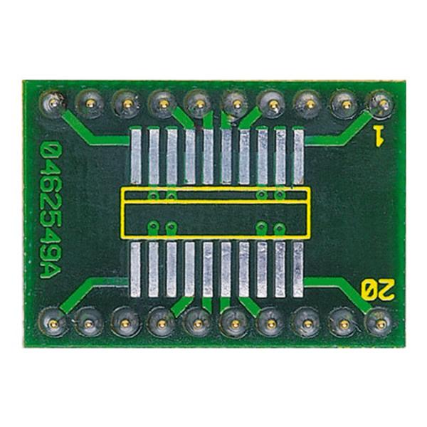 ELV SMD-Adapter ADP-SO 20 20-pol. SO-Gehäuse