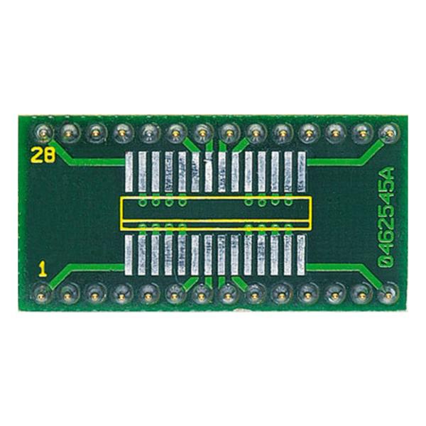 ELV SMD-Adapter ADP-SO 28 28-pol. SO-Gehäuse