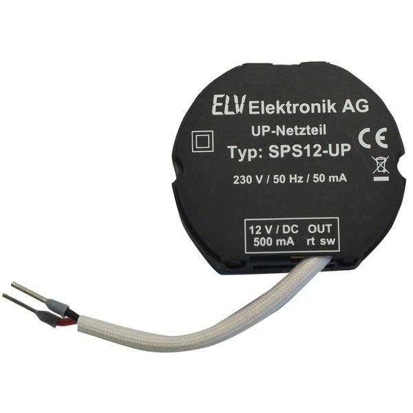 ELV SPS 12-UP, 12V-UP-Schaltnetzteil