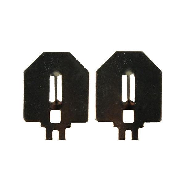 ELV Batteriekontakt Plus, für Batteriehalterung, z.B. für Schiebegehäuse SG2