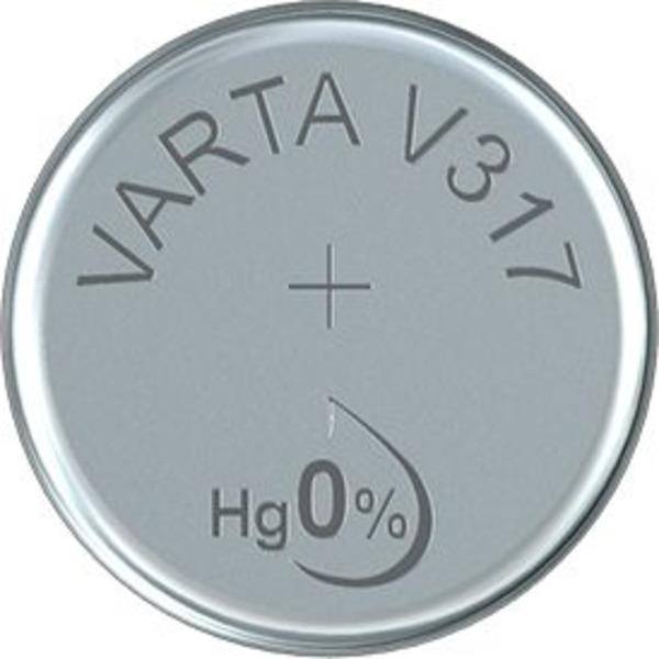VARTA WATCH V317/SR62 Stück 1