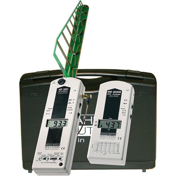 Gigahertz Solutions Elektrosmog-Messkoffer MK20
