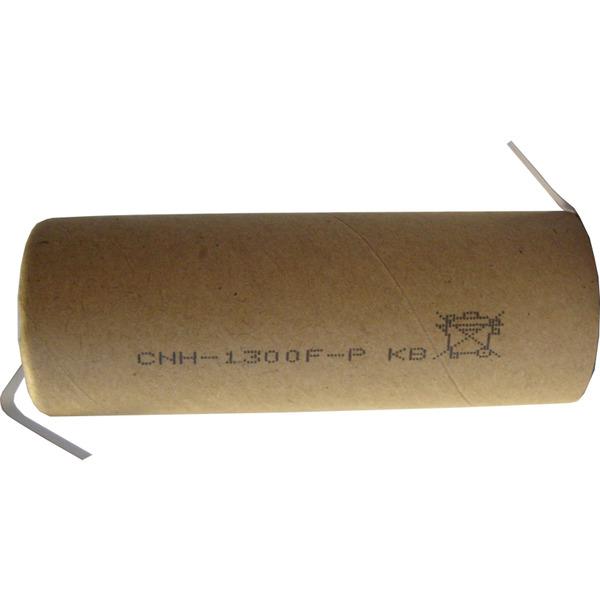Cellcon NiMH-Zelle CNH-1300F-1Z, 13000 mAh