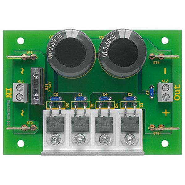 ELV Netzteilplatine  V 42N, Komplettbausatz
