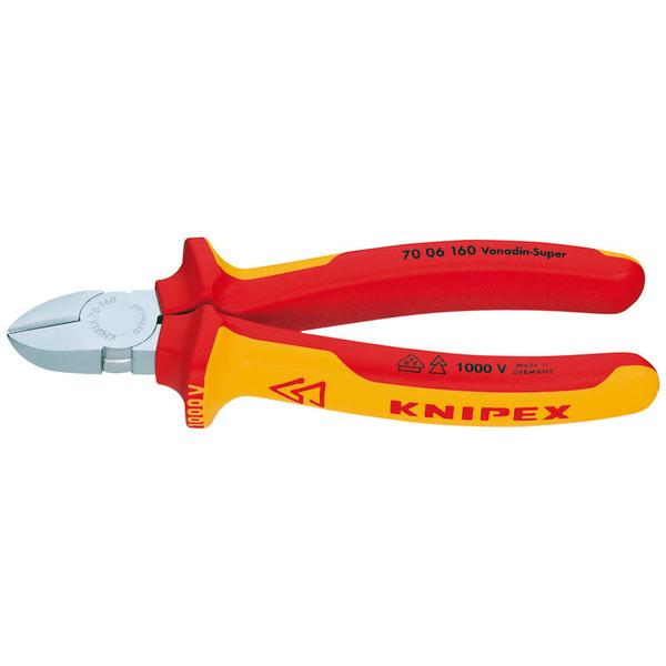 Knipex VDE-Seitenschneider 160 mm