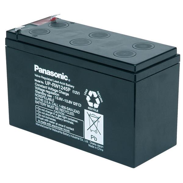 Panasonic Blei-AGM-Akku UP-VW1245 12V, 270 W, 7,8 Ah