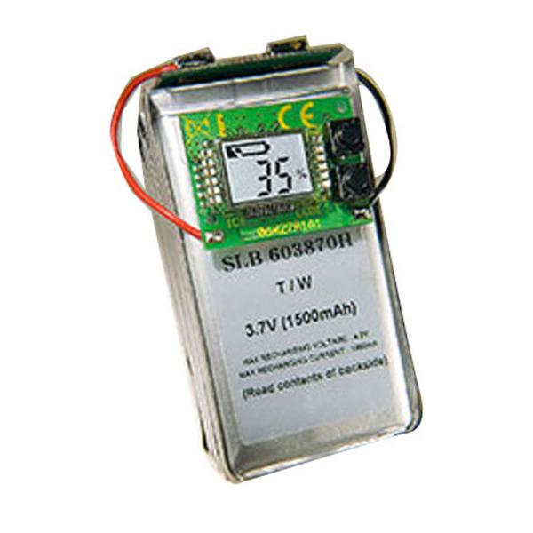 ELV LAM 5 Lithium-Akku-Monitor
