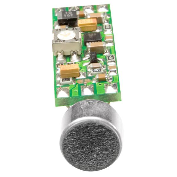 ELV Fertiggerät SMD-Mikrofonverstärker SMV 5 mit Limiter