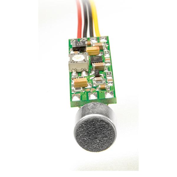SMD-Mikrofonverstärker mit Limiter SMV 5