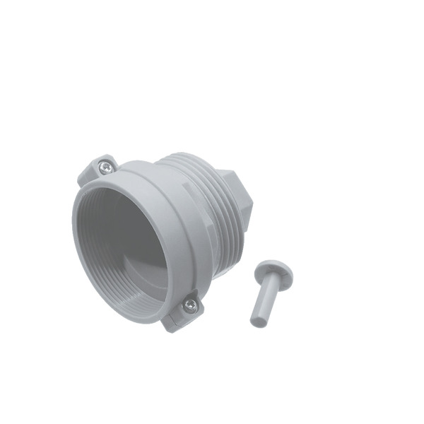 Adapter für Heizungsventil Oventrop M30 x 1,0 mm (Kunststoff)
