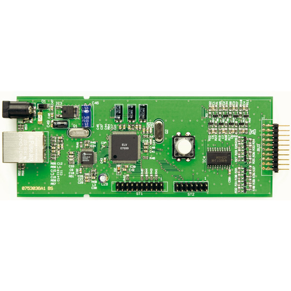 ELV Komplettbausatz IP-I/O-Interface IPIO 88