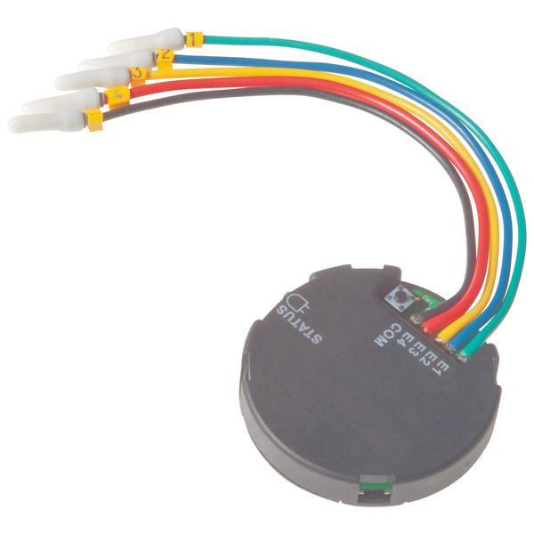 Homematic Funk-Tasterschnittstelle 4fach, Unterputzmontage HM-PBI-4-FM