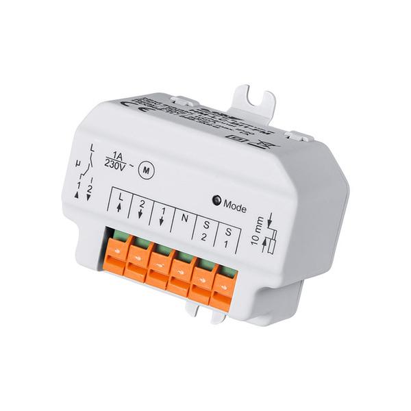 Homematic Funk-Rollladenaktor 1fach, Unterputzmontage HM-LC-Bl1-FM für Smart Home / Hausautomation