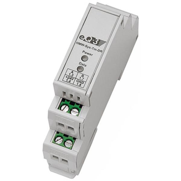 Homematic Wired RS485-Busabschluss-Widerstand Hutschienenmontage HMW-Sys-Tm-DR für Smart Home / Haus