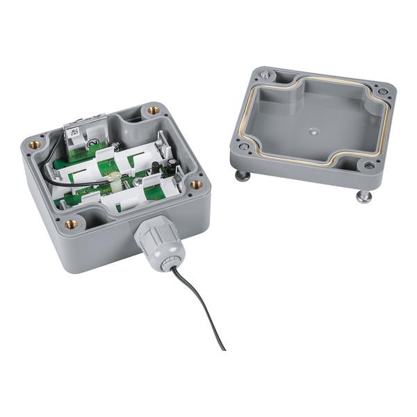 Homematic Funk-Temperatursensor HM-WDS30-TO, außen für Smart Home / Hausautomation