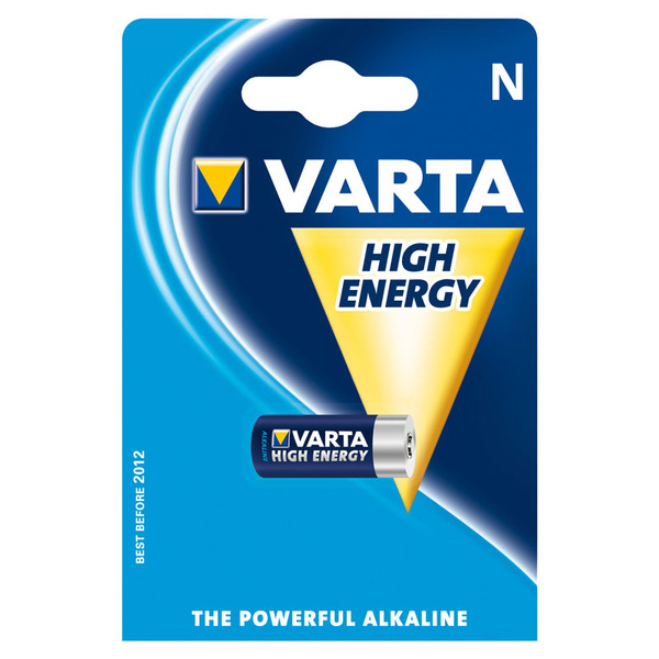 Varta High Energy Alkaline Batterie Lady