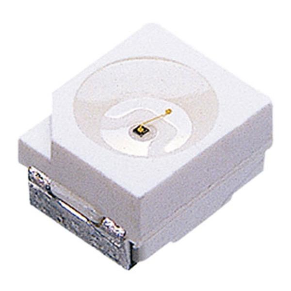 High-Quality-SMD-LED (PLCC2) mit ESD-Schutz, warmweiß, 10er-Pack