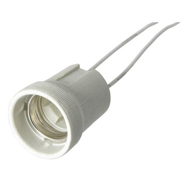 E27-Fassung, 230V, 15cm Kabel