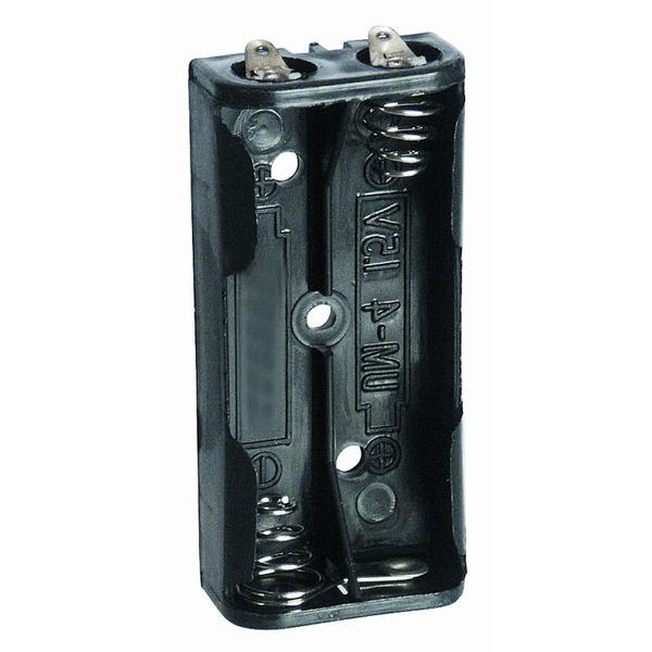 Batteriehalter für 2 x Micro mit Lötfahne
